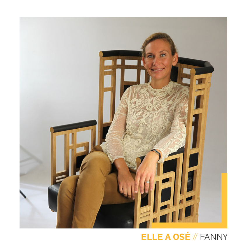 #32 Témoignage Fanny Laure