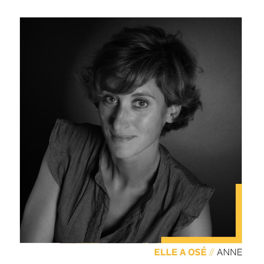 #33 Témoignage Anne De Passemar