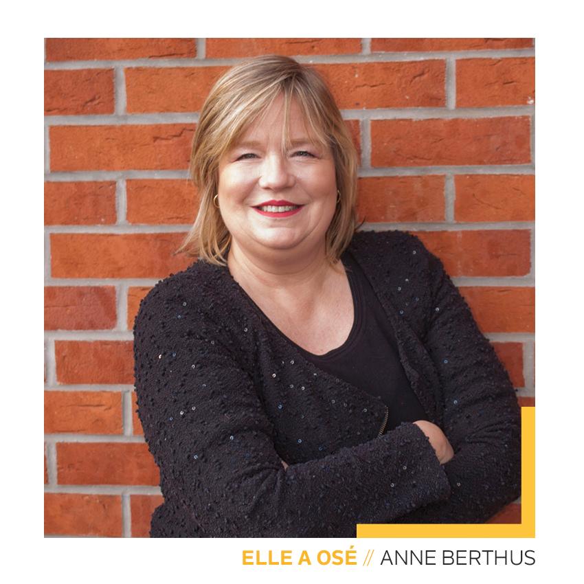 #36 Témoignage Anne Berthus