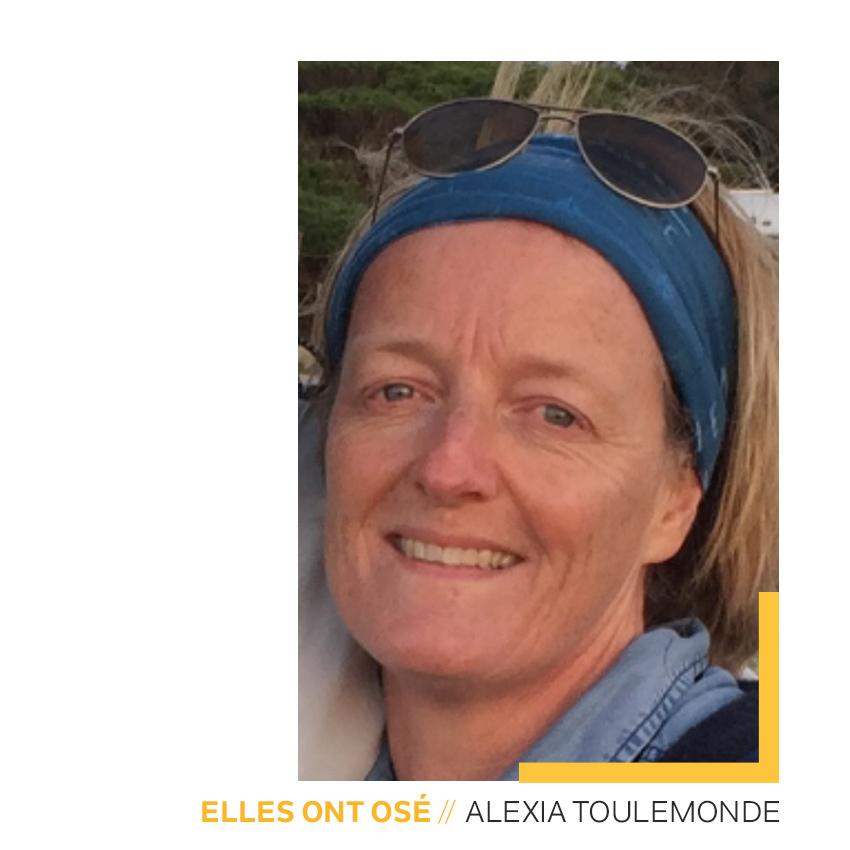 #37 Alexia Toulemonde, reconversion